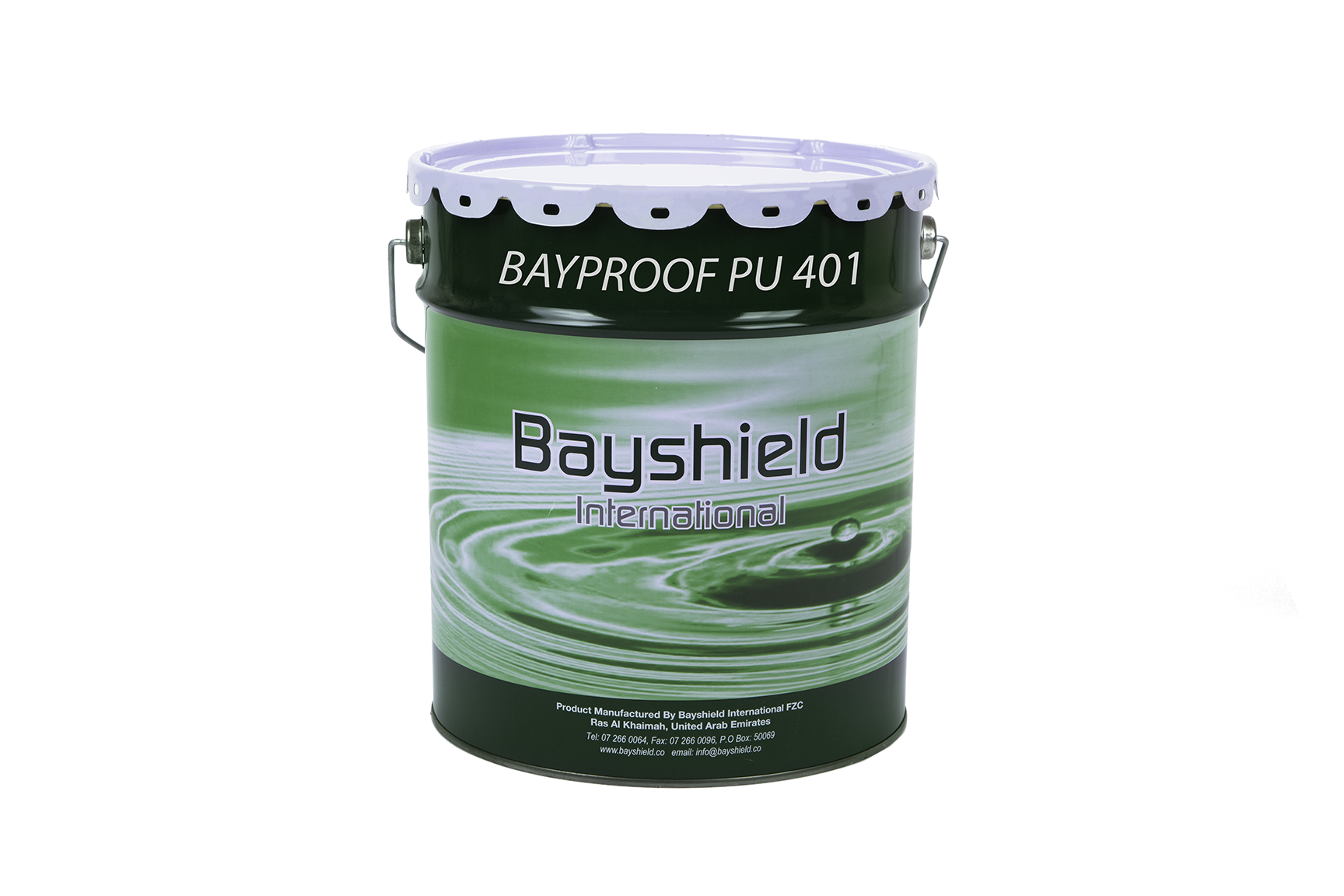 Bayshield Website